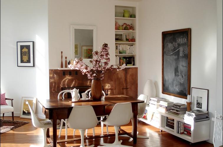 热门面积80平小户型客厅混搭装修设计效果图片大全