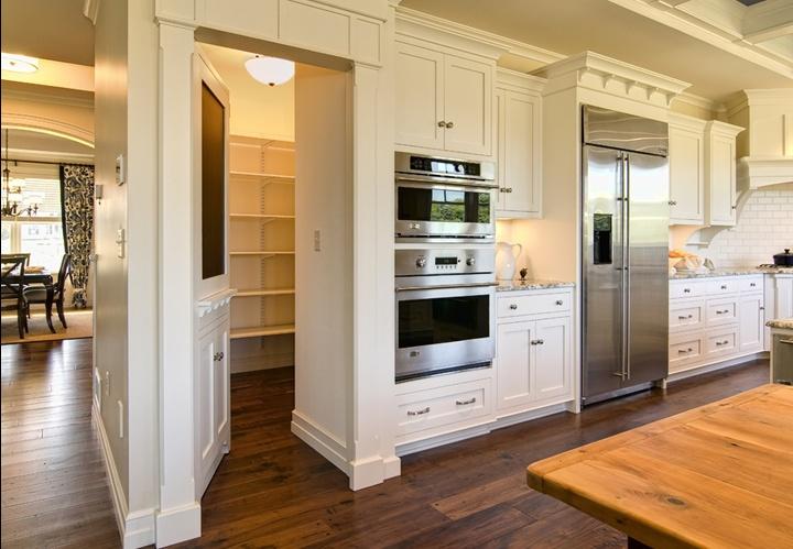20万打造大自然气息北欧厨房橱柜装修效果图大全2014图片