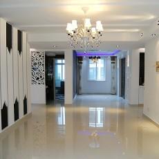 热门102平米3室混搭装修欣赏图片大全