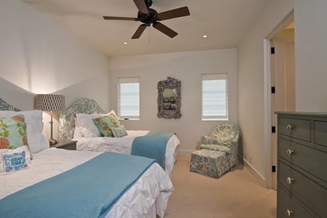 23万打造现代美式卧室装修设计效果图