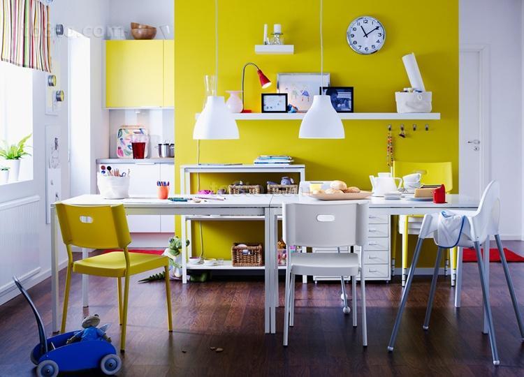 儿童房间小书房装修效果图