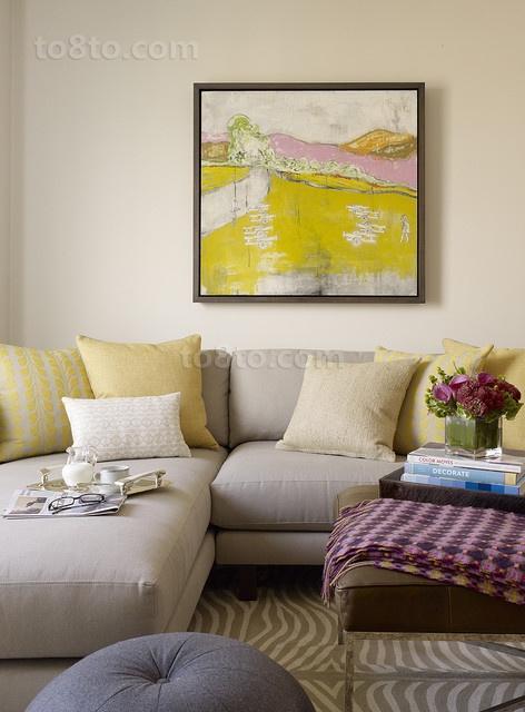 29万打造温馨欧式风格家居客厅装修效果图大全2014图片