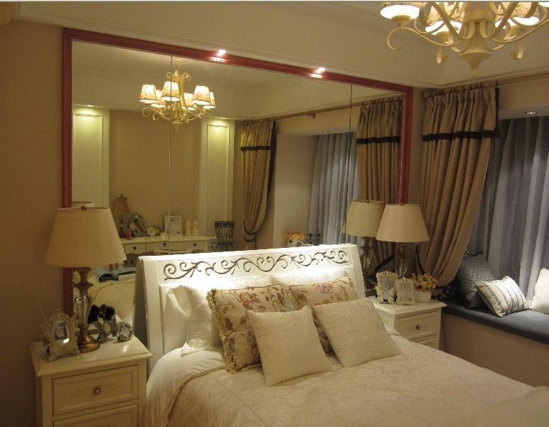 大小75平混搭二居客厅装修图