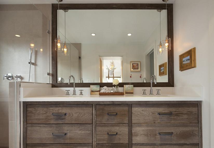 三室两厅简欧风格卫生间装修效果图大全2014图片