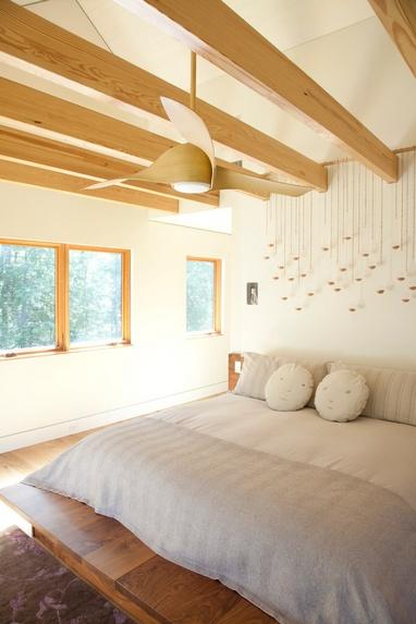 三居室卧室装修效果图大全2014
