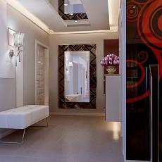 精美140平米四居客厅混搭欣赏图片