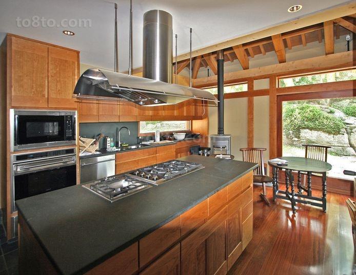 小户型厨房橱柜装修效果图 品味舒适生活