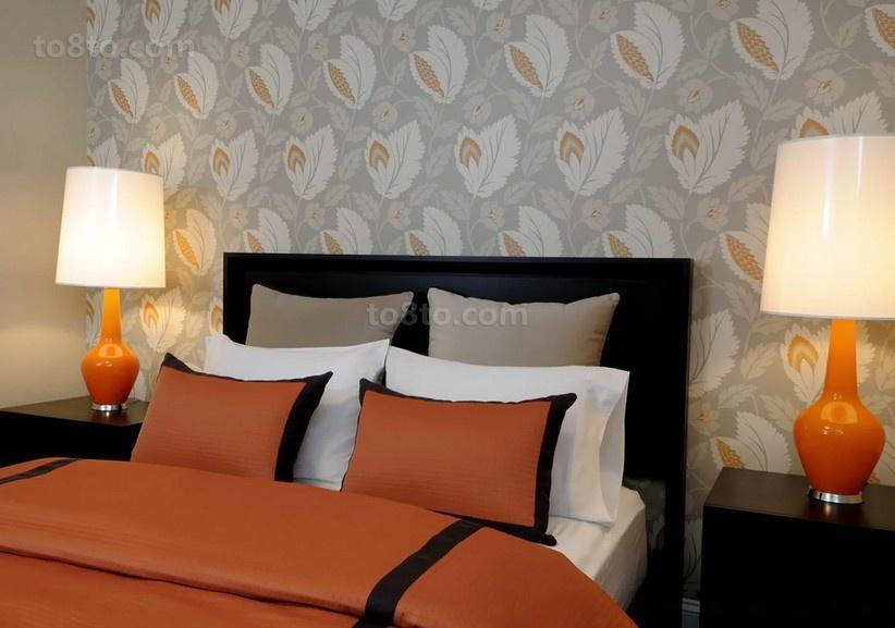 三居室卧室装修效果图