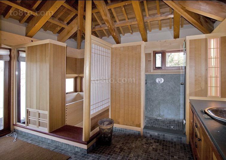 小户型卫生间装修效果图  品味舒适生活
