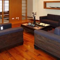 热门112平米中式别墅客厅装修效果图片大全