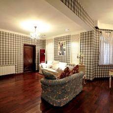 精选134平方混搭别墅客厅欣赏图片大全
