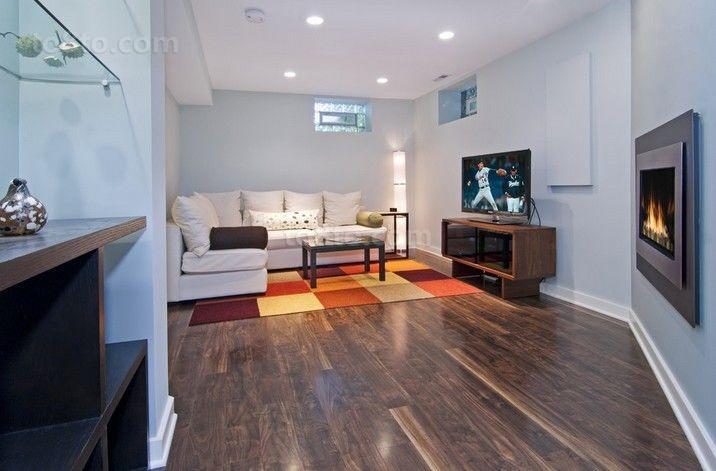 89㎡小户型现代时尚的客厅装修效果图大全2014图片