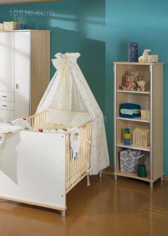 可爱宝宝儿童房装修效果图大全2014