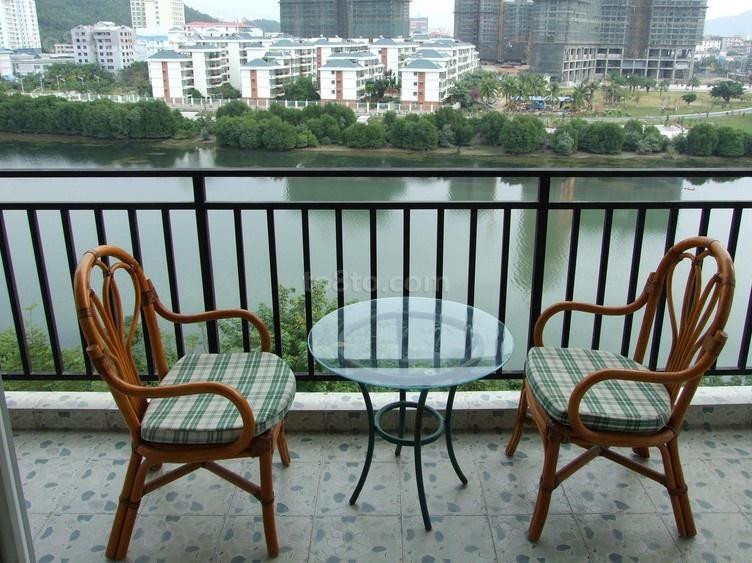 简约风格开放式阳台装修效果图大全2012图片