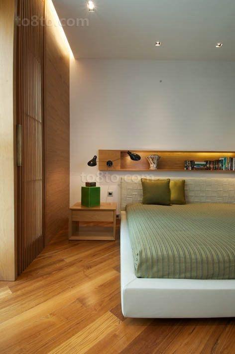 家装两室一厅美式风格卧室装修效果图大全2012图片