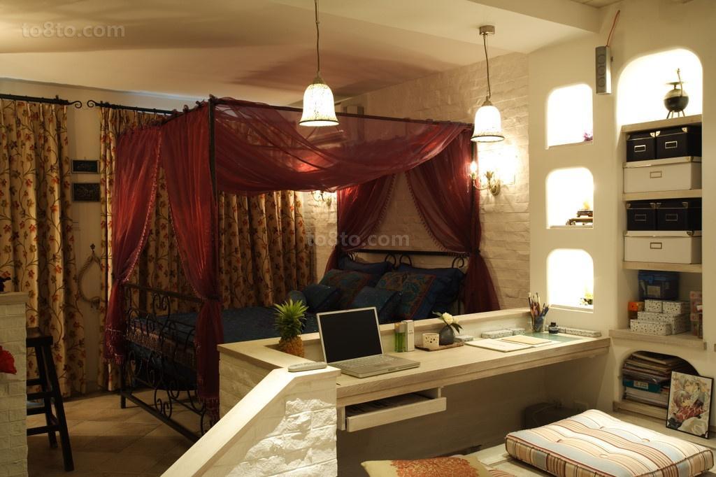 卧室室内装修效果图欣赏
