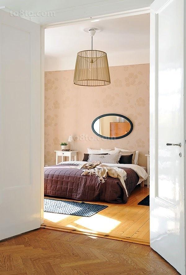 温馨的卧室装修效果图大全2014图片
