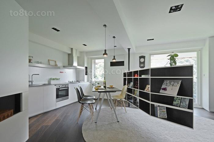 40平米小户型厨房装修效果图大全2013图片