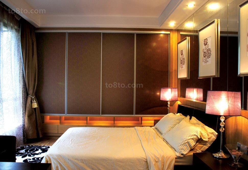 运用温馨的主题打造美式风格装修卧室图片
