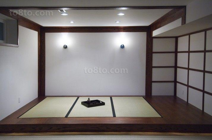 50平米小户型日式风格卧室装修效果图大全2014图片