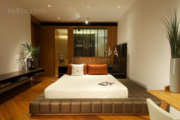 两室一厅美式风格卧室装修效果图大全2012图片