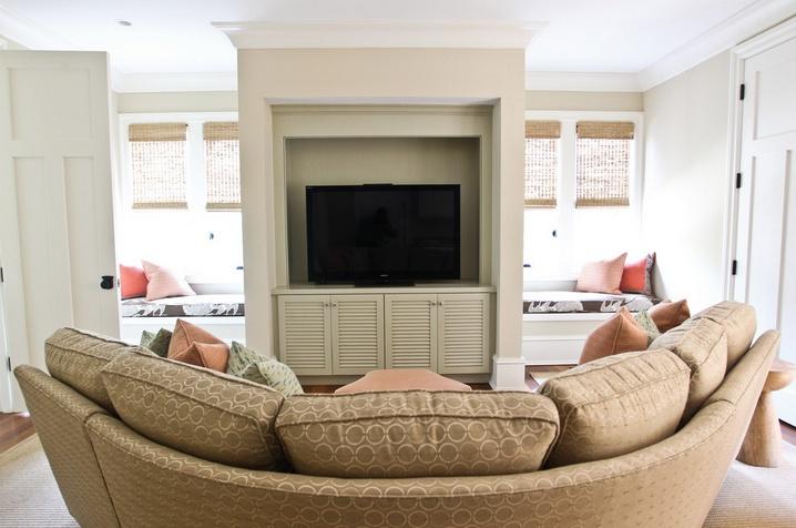 现代风格电视背景墙装修效果图大全2013图片