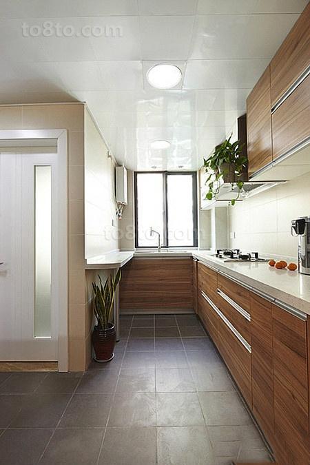小户型家装厨房装修效果图大全2012图片