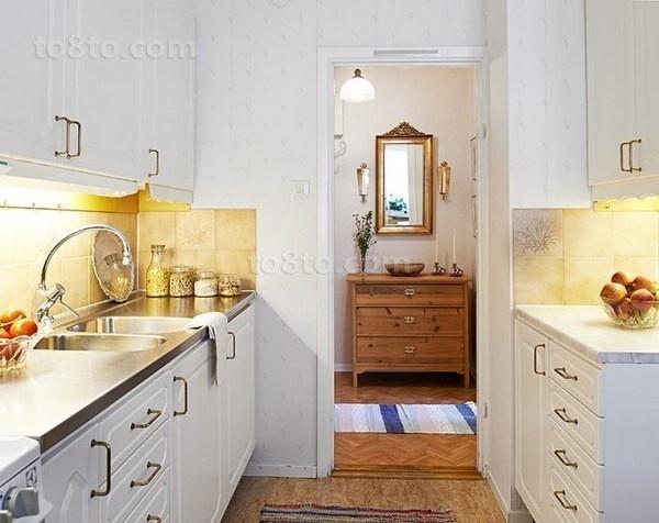 45平米超小户型厨房装修效果图大全2014图片