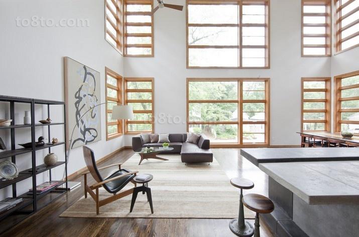 现代风格客厅装修效果图 客厅装修效果图欣赏