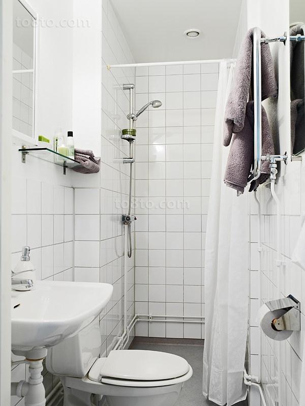 50平米小户型卫生间装修效果图