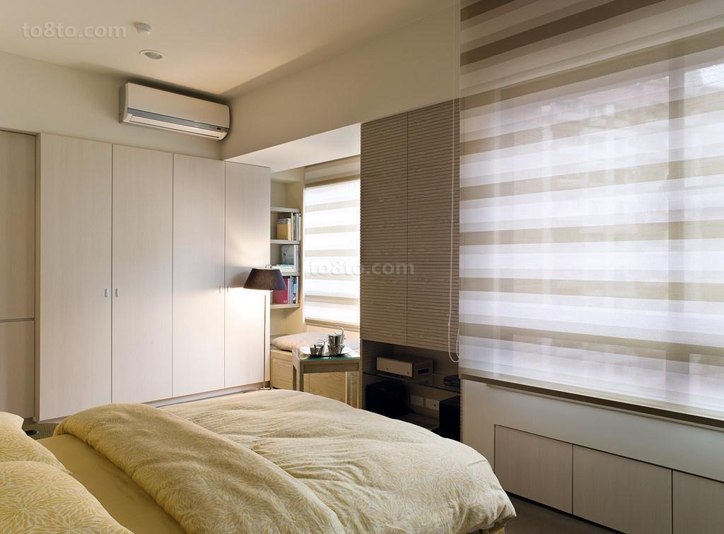 浪漫的温馨的美式风格装修效果图卧室图片
