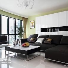 精美面积81平小户型客厅现代欣赏图片大全