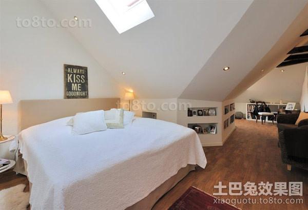时尚的现代装修风格卧室图片