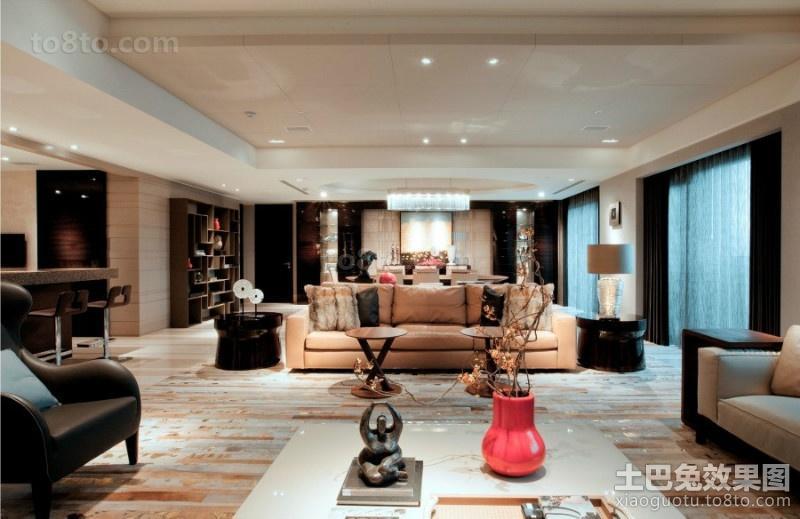 四居室创意的客厅装修效果图大全2012图片