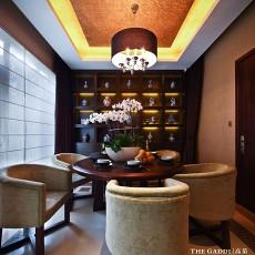2018精选二居餐厅中式装修图片欣赏