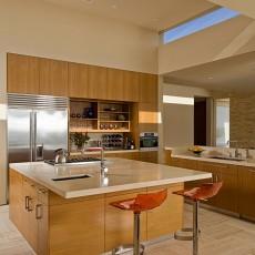 别墅厨房现代装修效果图片