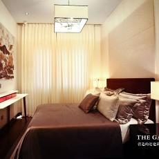 79平米二居卧室欧式装修效果图