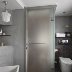 热门116平米四居卫生间混搭装饰图片