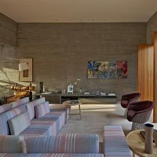 精美124平米现代别墅客厅装修图片