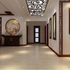 精美混搭3室客厅装修图片欣赏98平