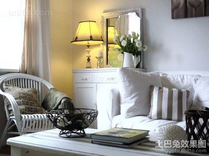 欧式室内客厅装修图片