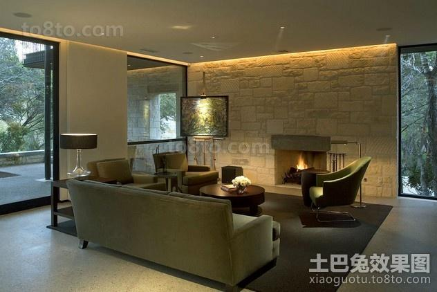 2012年家装客厅装修效果图