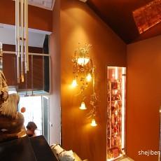 精选125平米混搭复式客厅欣赏图片