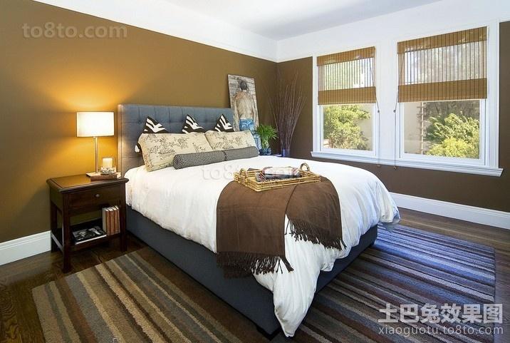 80平米小户型卧室装修效果图欣赏