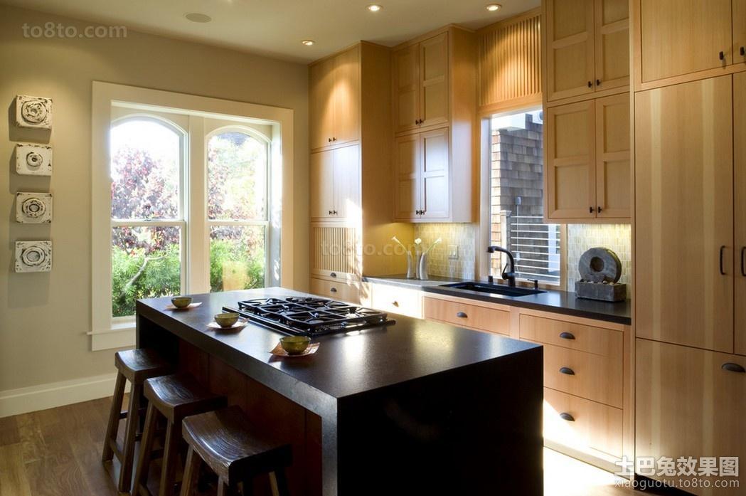 简欧式装修效果图 欧式厨房装修效果图