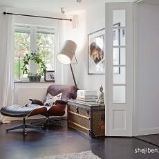 精美85平米二居书房现代装修图