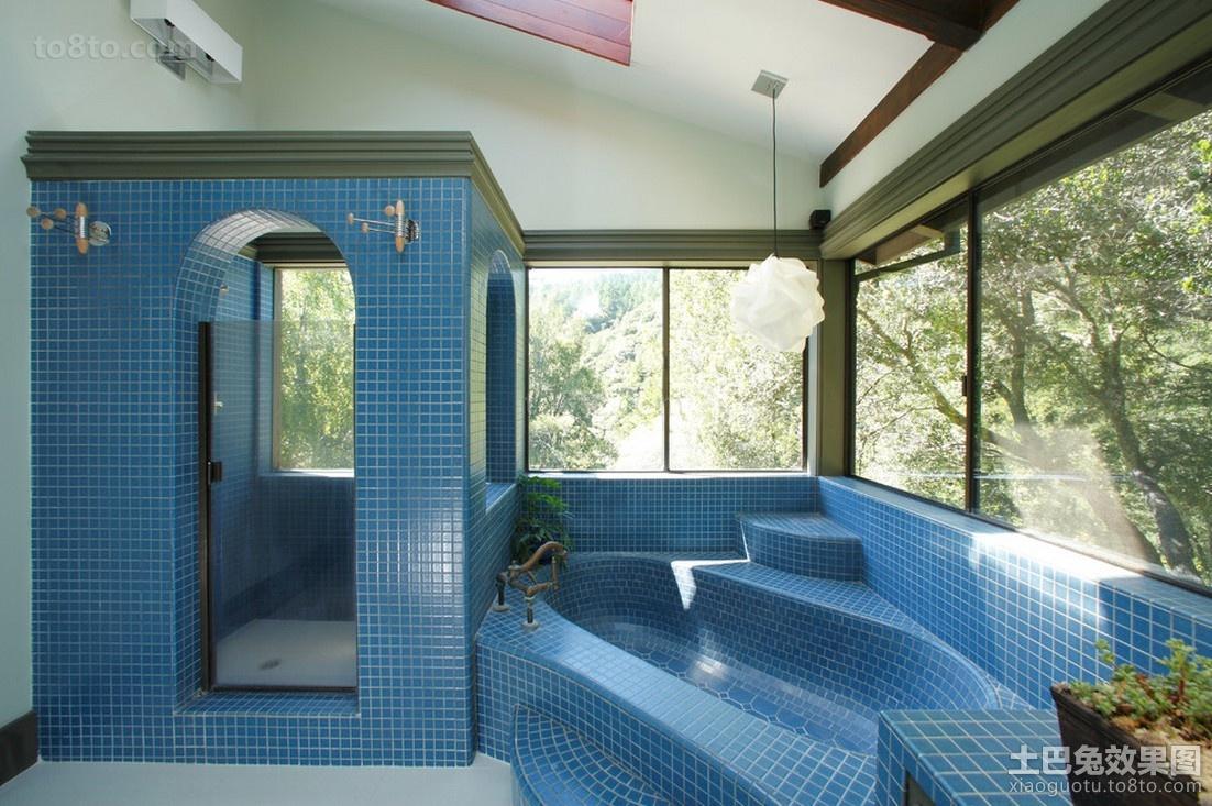 卫浴瓷砖设计效果图