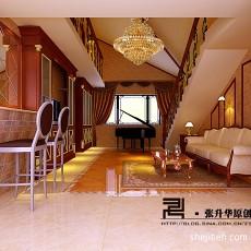 热门135平米欧式别墅客厅装修图片欣赏