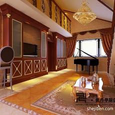 别墅客厅设计效果图片大全