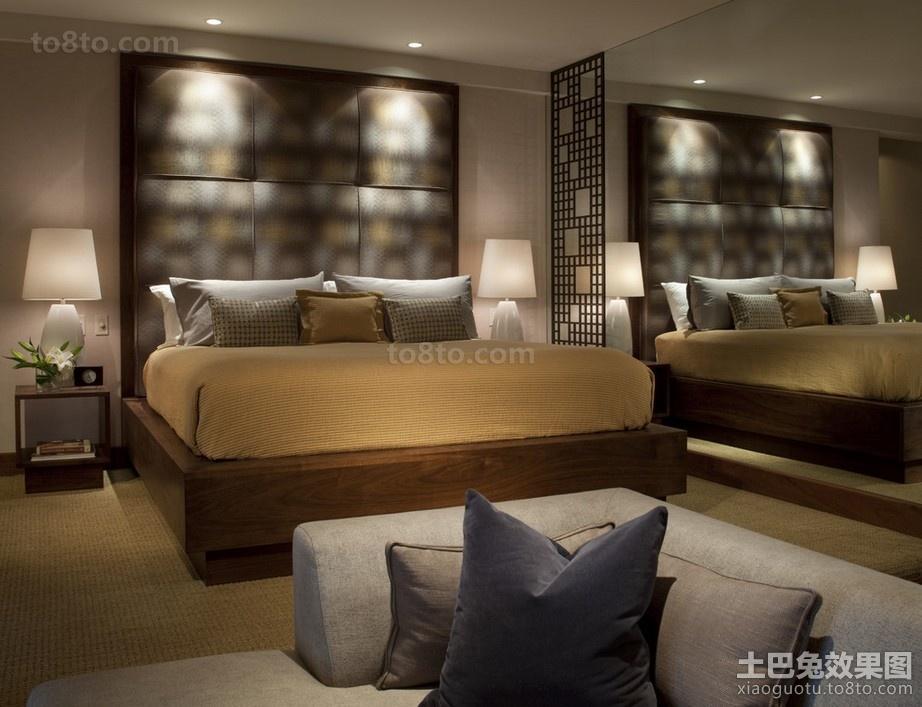 2012典雅简约卧室装修效果图